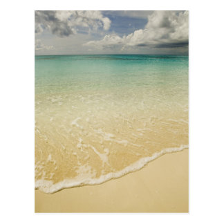 Scenic beach, Grace Bay, Provodenciales, Turks Postcard