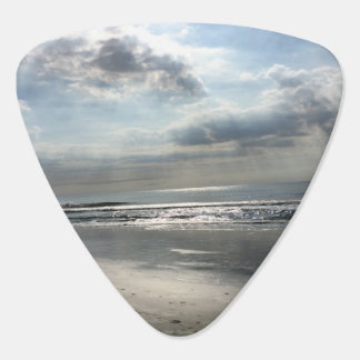 Scenic Beach Guitar Pick
