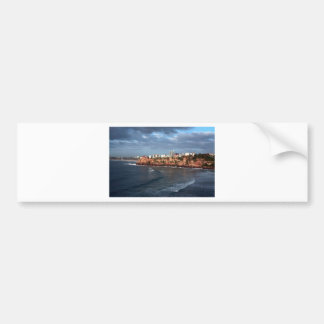Scenic beauty Freshwater Beach Sydney Bumper Sticker