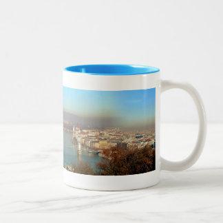 Scenic Budapest Panoramic Mug