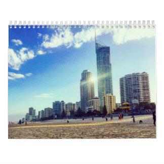 Scenic Calendar. Calendar