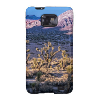 Scenic Canyon Twilight Galaxy S2 Cases