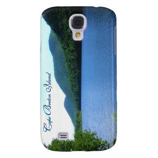 Scenic Cape Breton Island Galaxy S4 Cases