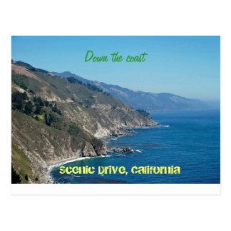 Scenic Drive Postcard