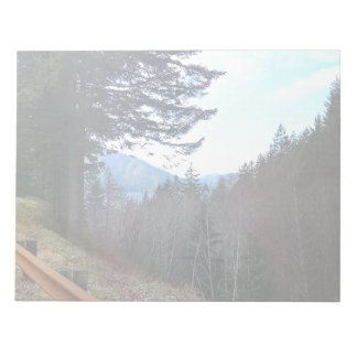 Scenic Drive Rt 101 Olympic National Park Notepad