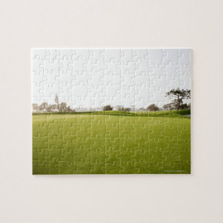 Scenic, Golf, Golf Course, Grass, Landscape, Jigsaw Puzzle
