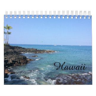 Scenic Hawaii Calendar