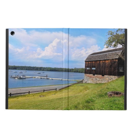 Scenic Landscape and Water - Wethersfield Cove, CT iPad Air Cover