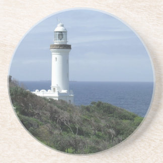 Scenic Lighthouse Coasters