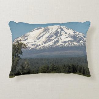 Scenic Mount Adams Decorative Pillow