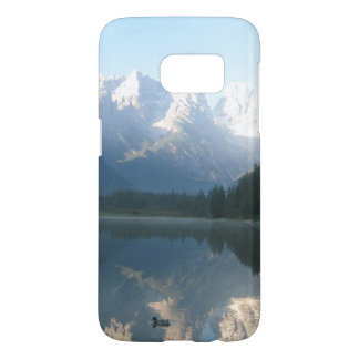 Scenic Mountain Lake Samsung Galaxy S7 Case