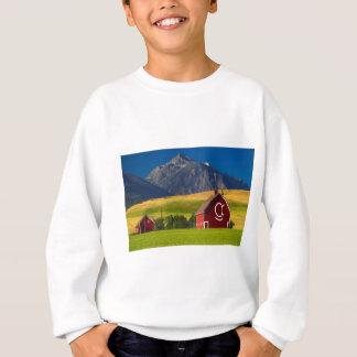 Scenic Mountain Landscape Sweatshirt
