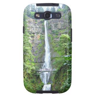 Scenic Multnomah Falls Galaxy S3 Cases