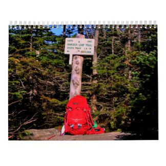 Scenic New England Wall Calendar