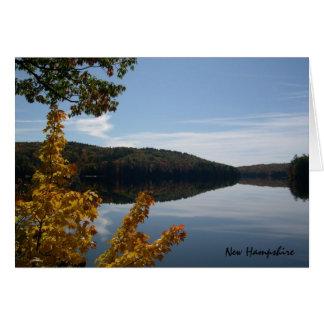 Scenic New Hampshire Card