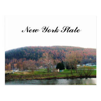 SCENIC NEW YORK STATE postcard