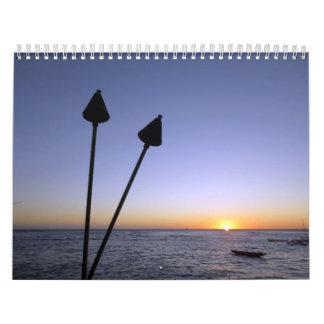 Scenic Oahu 2014 Wall Calendars