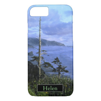 Scenic Oregon California Coast iPhone 8/7 Case
