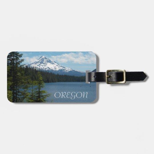 Scenic Oregon Photo Bag Tag