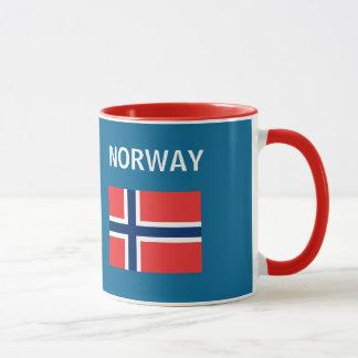 Scenic Oslo Coffee Mug