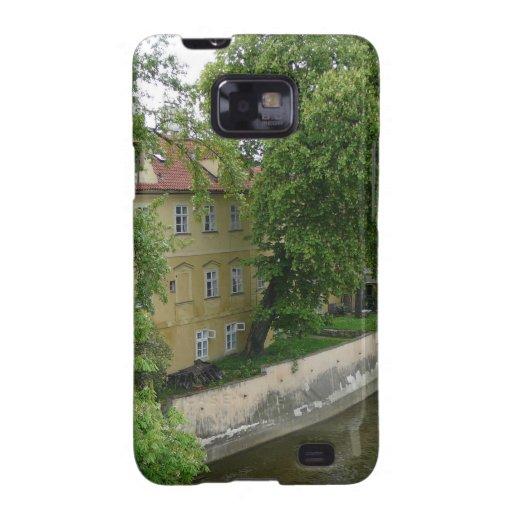 Scenic Prague Samsung Galaxy S2 Cover
