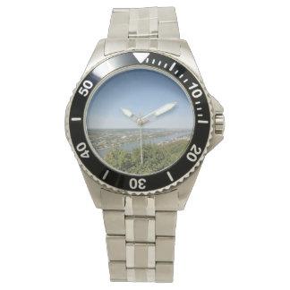 Scenic Rhine Valley Watch