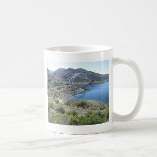 Scenic Roosevelt Lake Coffee Mug