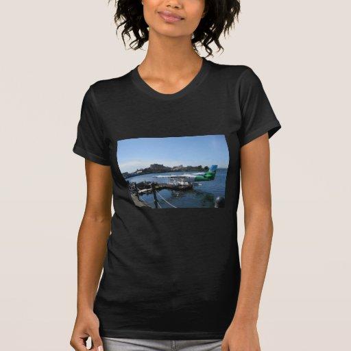 Scenic Seaplane in Victoria T-shirts
