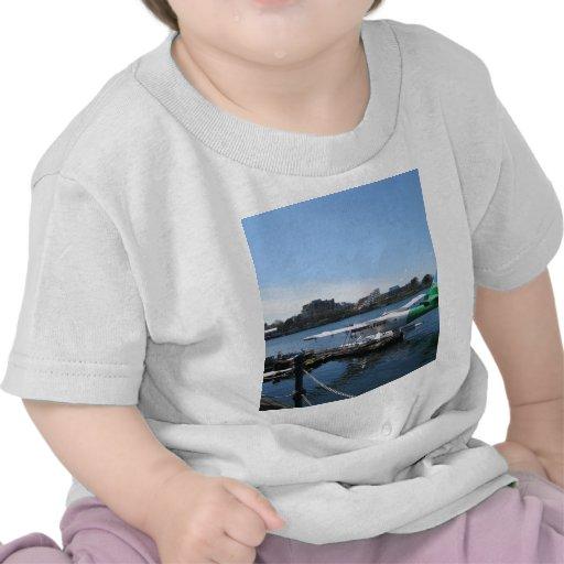 Scenic Seaplane in Victoria Tshirt