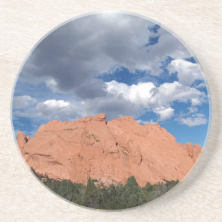 Scenic Series---Garden of the Gods Series Beverage Coasters