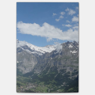 Scenic Switzerland Post-it® Notes