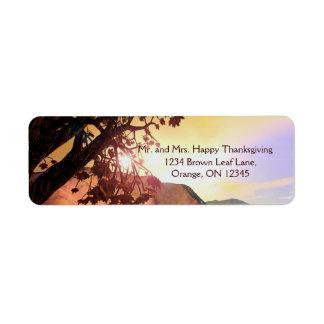 Scenic Thanksgiving