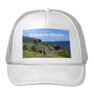 Scenic Urquhart Castle Ruins Trucker Hat