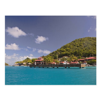 Scenic view of Bitter End Yacht Club Virgin Postcard