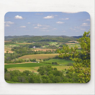 Scenic view of farmland south of Arcadia, 2 Mouse Pad