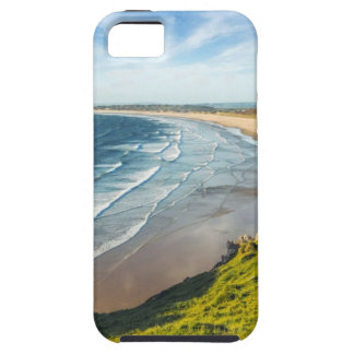 Scenic View of Landscape Against Sky Case For The iPhone 5