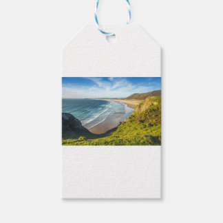 Scenic View of Landscape Against Sky Gift Tags
