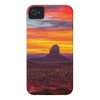 Scenic View of Sunset over Sea Case-Mate iPhone 4 Case