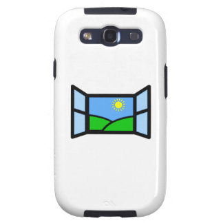 Scenic Window View Samsung Galaxy SIII Cases