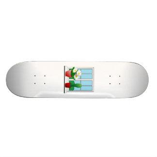 Scenic Window View Custom Skate Board
