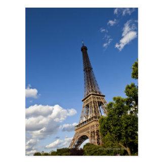 Scenics around Paris France Postcard