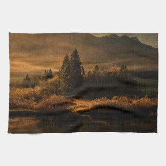 Scent of Pines Kitchen Towel