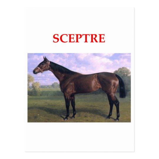 sceptre postcard