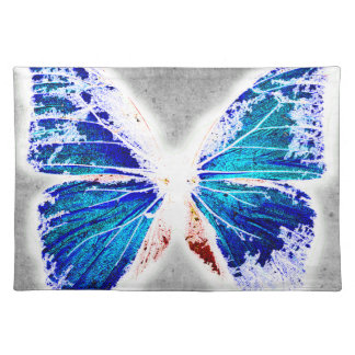scetch buterfly 2 placemat