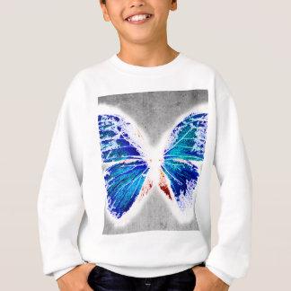 scetch buterfly 2 sweatshirt