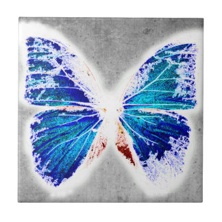 scetch buterfly 2 tile