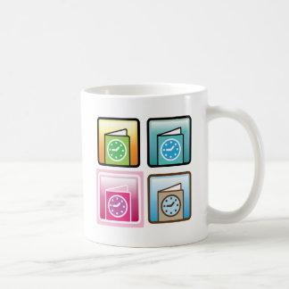 Schedule Icon Coffee Mug