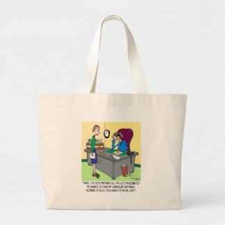 Scheduled Happiness Minute Jumbo Tote Bag
