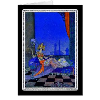 Scheherazade Card