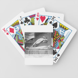 Schiavonetti - Soul leaving body Bicycle Playing Cards